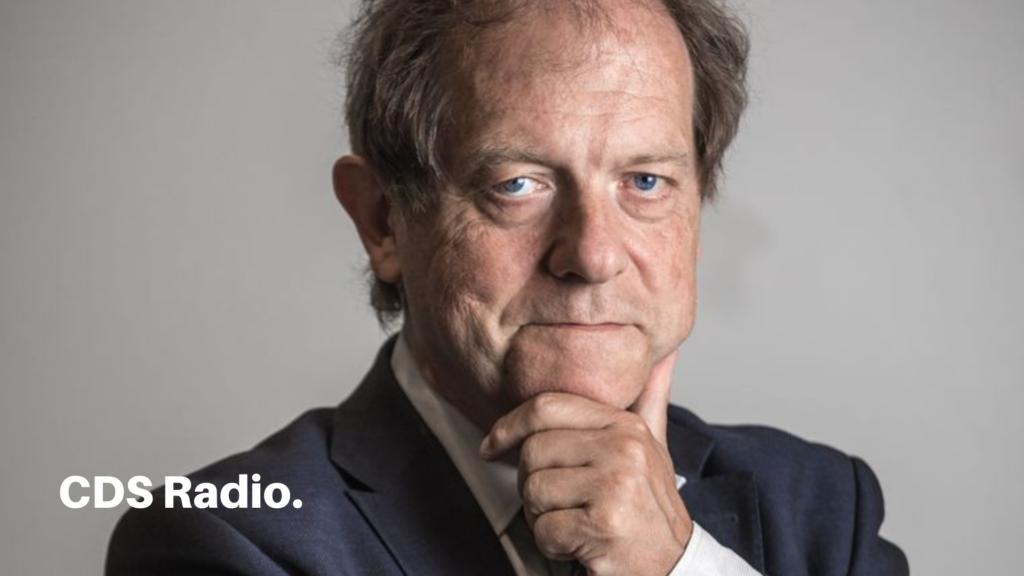 CDS Radio – 'De kerk is fantastisch' met Rik Torfs
